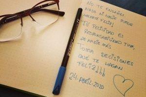 Carta a la opopiña