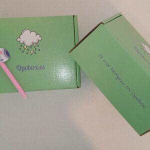 Cajas sorpresa de papelería