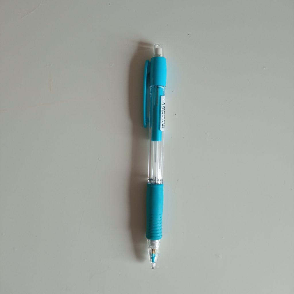 Portaminas Pilot Supergrip azul 0,5