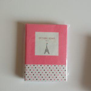 Mini libreta con post-it Torre