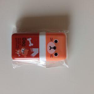 Goma de borrar Kawaii Perro con rodillo