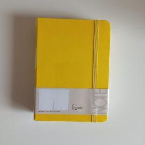 Libreta Amarilla Cervantes A6