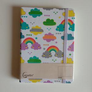 Libreta Nubes Cervantes