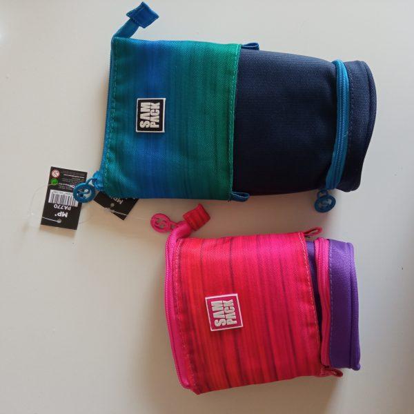 Estuche convertible colores Sam Pack 2 unidades