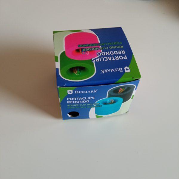 Portaclips bismarck caja