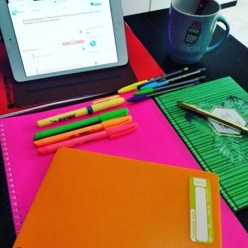 Estudiar con la tablet